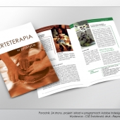 Arteterapia broszurka