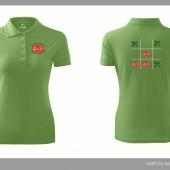 koszulki polo haft