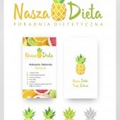 logotyp nasza dieta